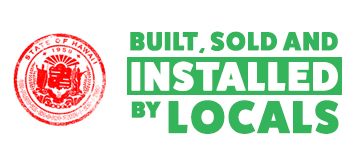 Built, Sold, and Installed by localss